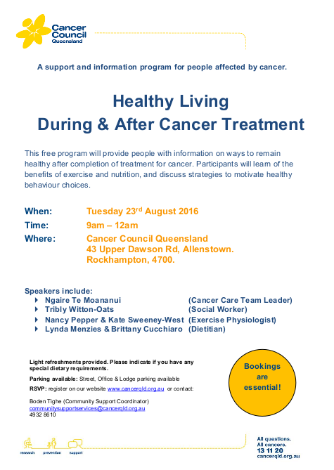 cancercouncilforum