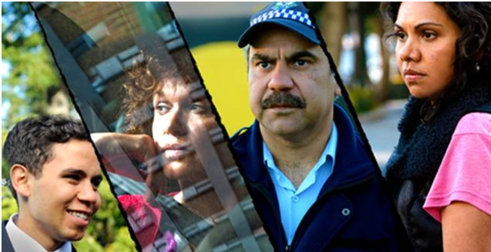Redfern now new ABC drama |