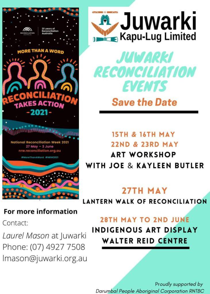 Juwarki Reconciliation Events